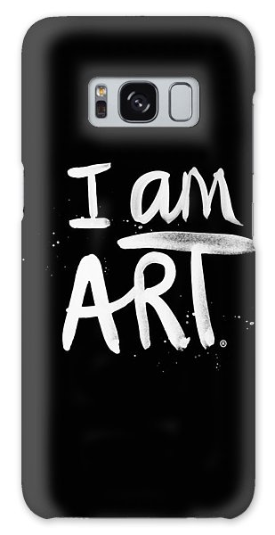 Woods Galaxy Case - I Am Art- Painted by Linda Woods