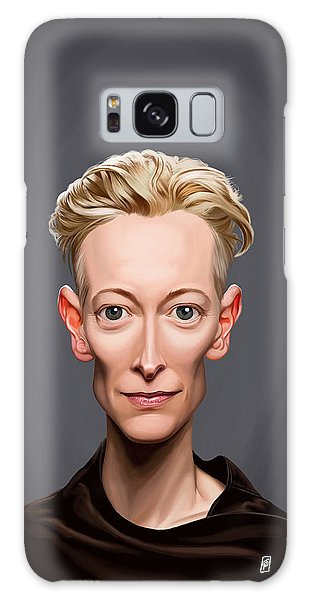 Celebrity Sunday - Tilda Swinton Galaxy Case