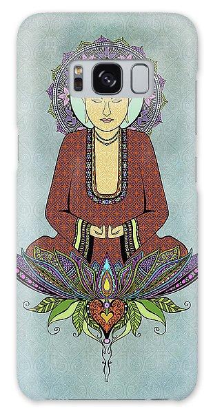 Electric Buddha Galaxy Case