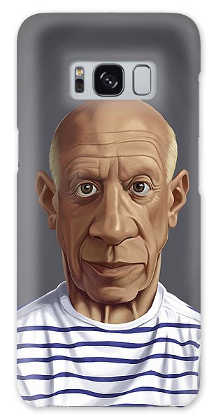 Celebrity Sunday - Pablo Picasso Galaxy Case