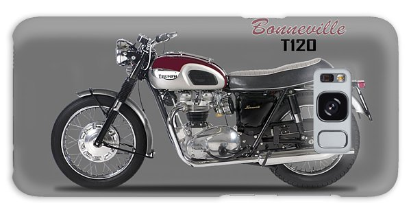 Galaxy Case - Triumph Bonneville T120 1968 by Mark Rogan