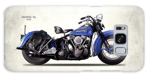 Harley-davidson El 1948 Galaxy Case by Mark Rogan