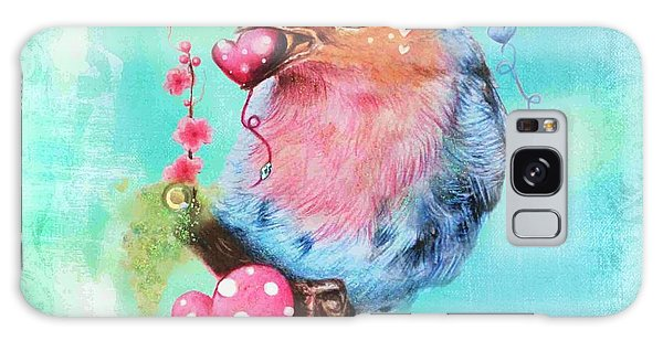 Love Bird Galaxy Case by Sheena Pike