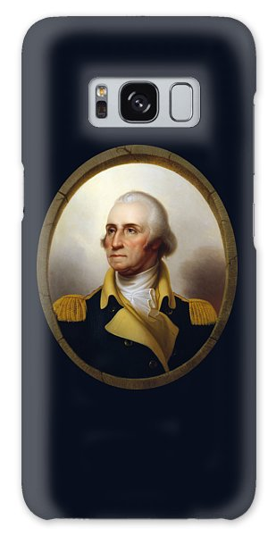 General Washington - Porthole Portrait  Galaxy S8 Case