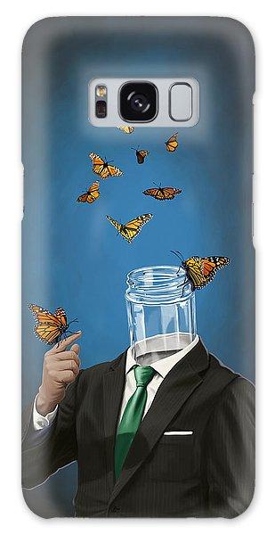 Jar Galaxy Case by Rob Snow
