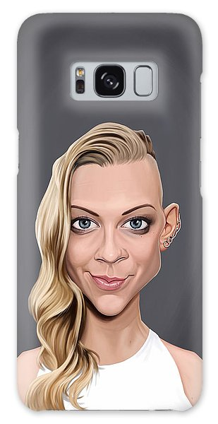 Celebrity Sunday - Natalie Dormer Galaxy Case