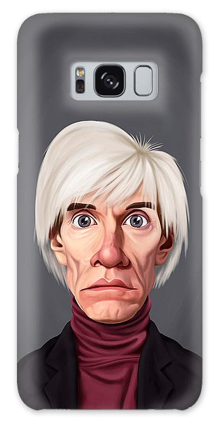 Celebrity Sunday - Andy Warhol Galaxy Case