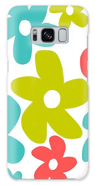 Oh Happy Day Galaxy Case by Lisa Weedn
