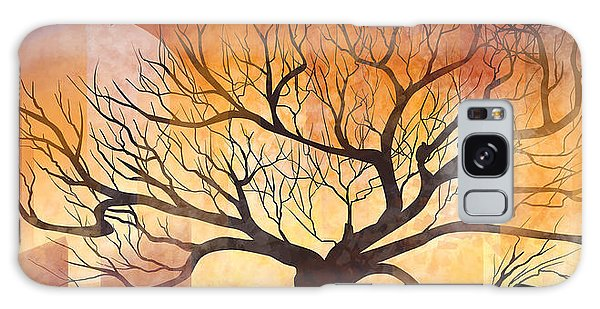 Halloween Galaxy Case - Halloween Tree by Thubakabra