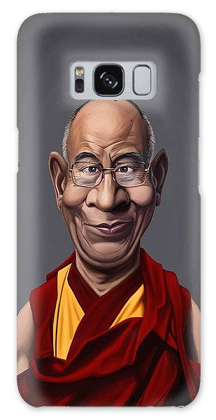 Celebrity Sunday - Dalai Lama Galaxy Case