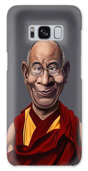 Celebrity Sunday - Dalai Lama Galaxy Case