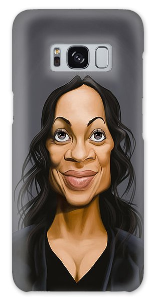 Celebrity Sunday - Rosario Dawson Galaxy Case
