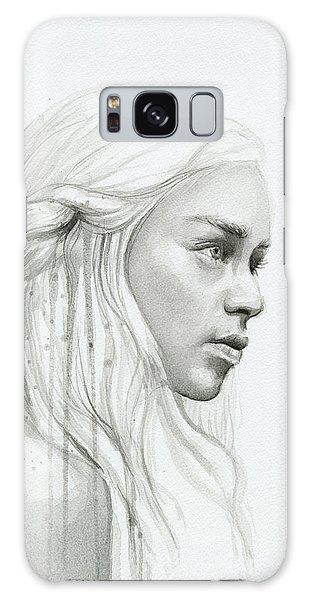 Nerd Galaxy Case - Daenerys Mother Of Dragons by Olga Shvartsur