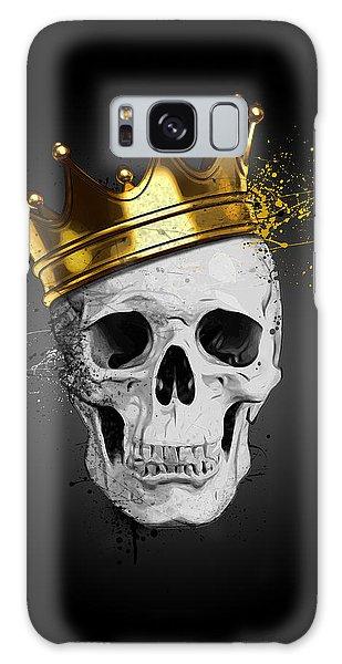 Royal Skull Galaxy Case