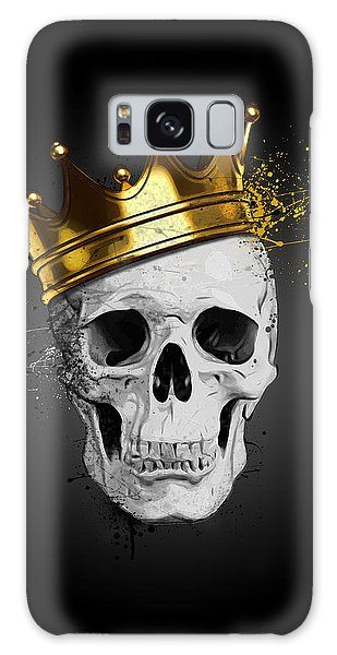 Royal Skull Galaxy Case