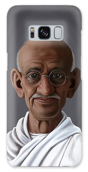 Celebrity Sunday - Mahatma Gandhi Galaxy Case