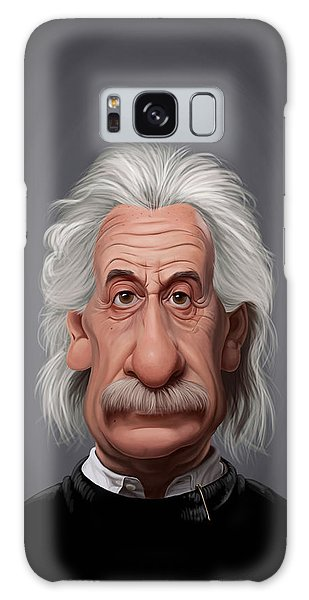 Celebrity Sunday - Albert Einstein Galaxy Case