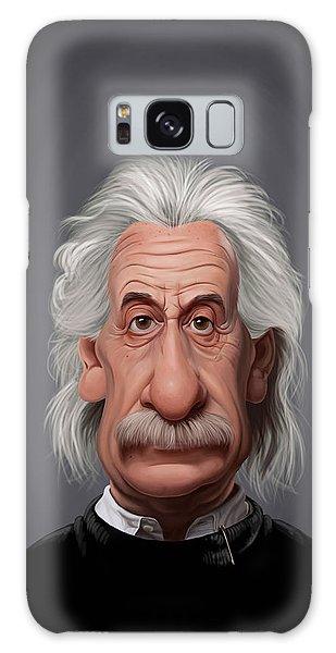 Celebrity Sunday - Albert Einstein Galaxy Case