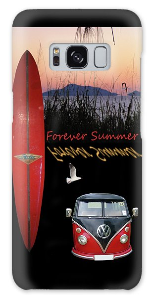 Forever Summer 1 Galaxy Case