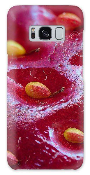 Strawberry Fields Galaxy Case