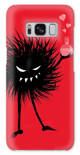 Evil Bug With A Love Potion Galaxy Case