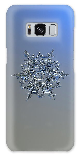 Snowflake Photo - Crystal Of Chaos And Order Galaxy Case by Alexey Kljatov