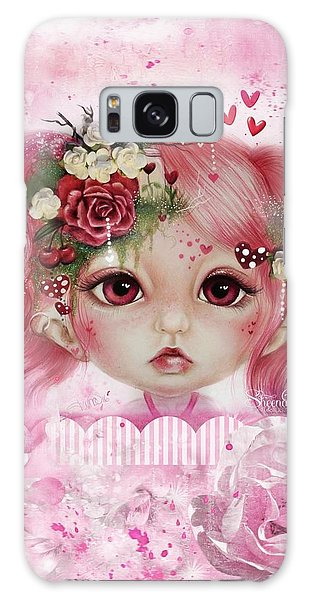 Rosie Valentine - Munchkinz Collection  Galaxy Case by Sheena Pike