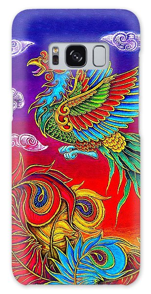 Fenghuang Chinese Phoenix Galaxy Case