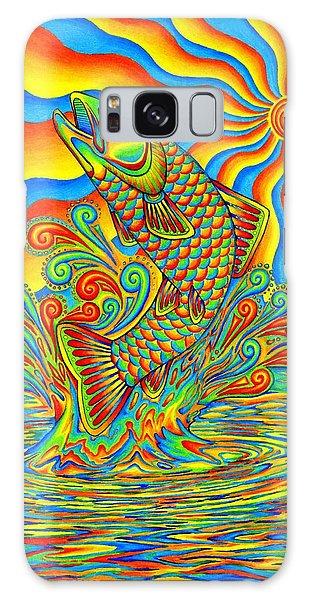 Rainbow Trout Galaxy Case