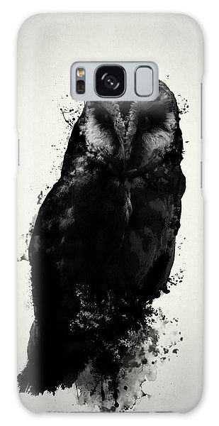 Owl Galaxy Case - The Owl by Nicklas Gustafsson