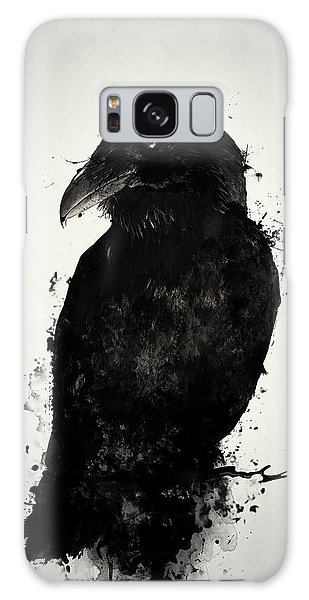 Outdoors Galaxy Case - The Raven by Nicklas Gustafsson