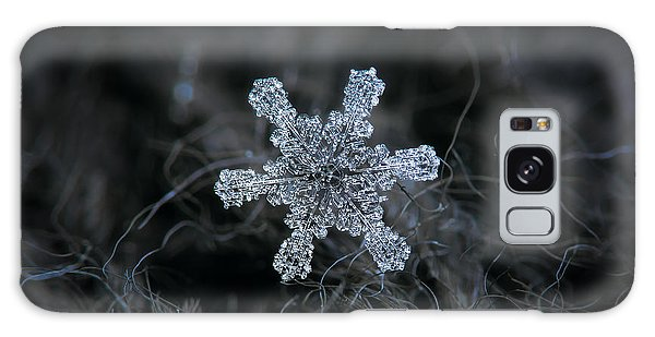 December 18 2015 - Snowflake 1 Galaxy Case