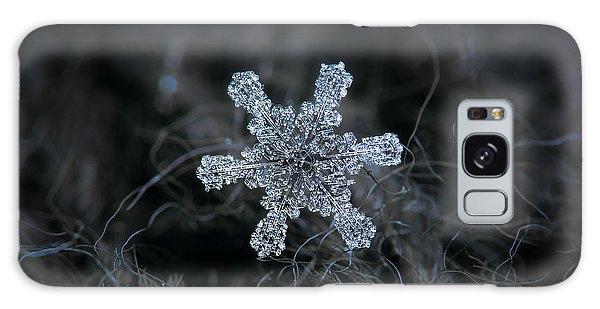 December 18 2015 - Snowflake 1 Galaxy Case