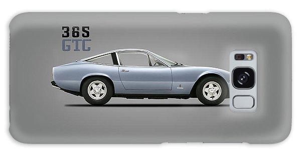 1972 Galaxy Case - Ferrari 365 Gtc-4 by Mark Rogan