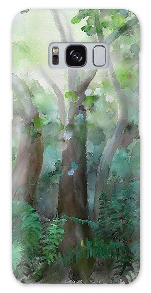 Jungle Galaxy Case by Ivana Westin