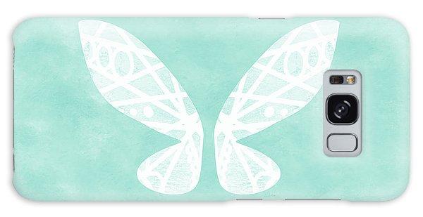 Fairy Galaxy S8 Case - Fairy Wings- Art By Linda Woods by Linda Woods