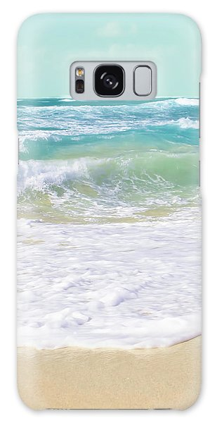 Galaxy Case featuring the photograph The Ocean by Sharon Mau