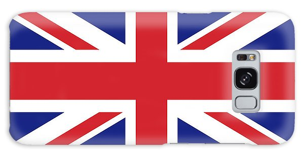 Union Jack Ensign Flag 1x2 Scale Galaxy Case