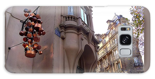 Angles And Details At Place Saint Andre Des Arts Galaxy Case