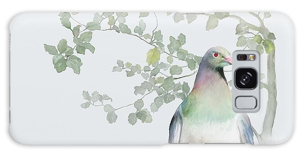 Wood Pigeon Galaxy Case