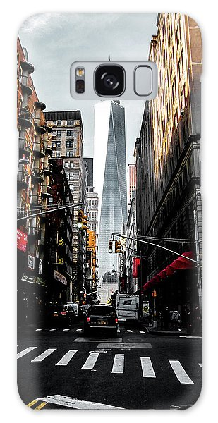 Broadway Galaxy Case - Lower Manhattan One Wtc by Nicklas Gustafsson