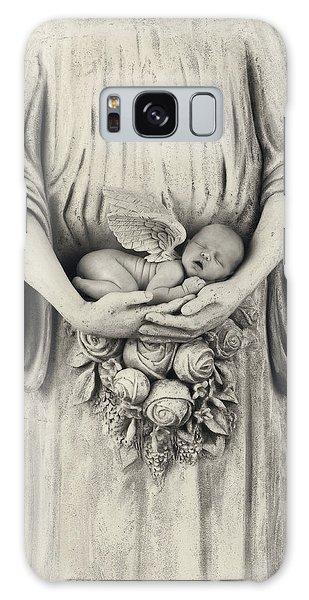 Angel Galaxy Case - Stone Angel by Anne Geddes