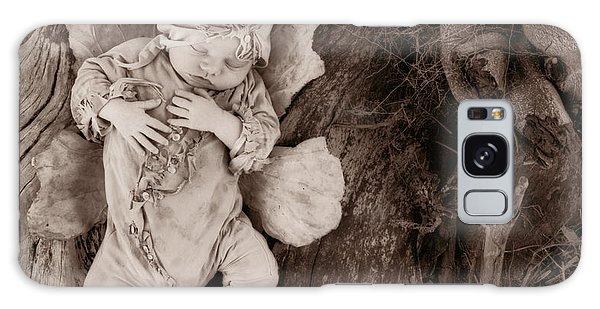 Fairy Galaxy Case - Driftwood Fairy by Anne Geddes