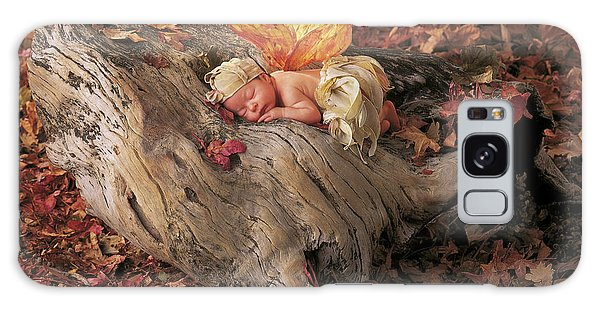 Fairy Galaxy S8 Case - Woodland Fairy by Anne Geddes
