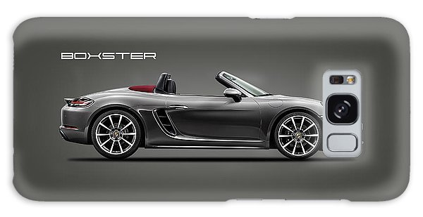 Sports Car Galaxy Case - The Boxster by Mark Rogan