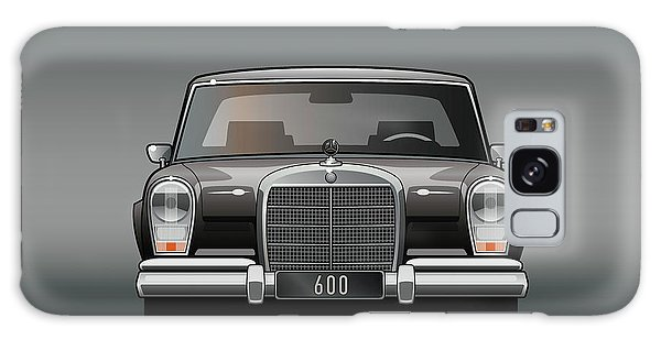 Front Galaxy Case - Euro Classic Series Mercedes-benz W100 600 by Monkey Crisis On Mars