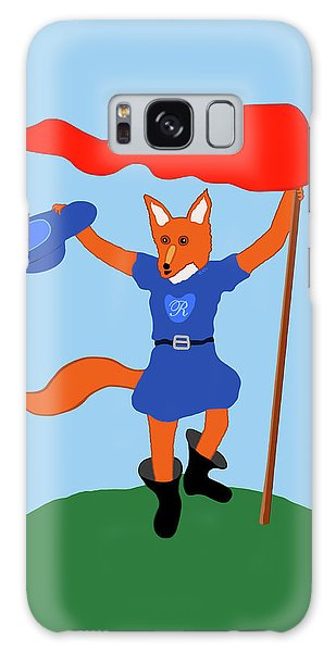 Reynard The Fairy Tale Fox Galaxy Case