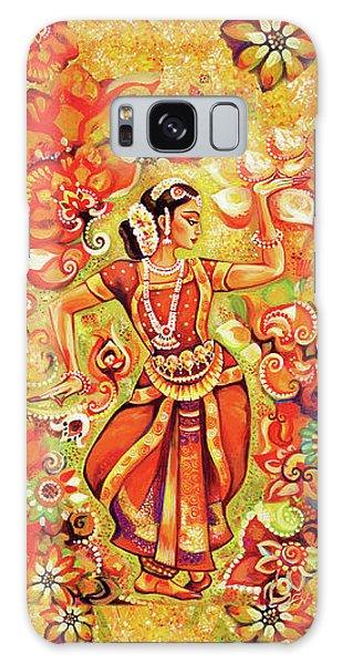 Ganges Flower Galaxy Case