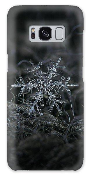 Snowflake 2 Of 19 March 2013 Galaxy Case by Alexey Kljatov