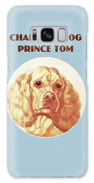 Champion Dog Prince Tom Galaxy Case